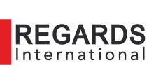 logo regards international
